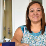 Jennifer Montoya – Staff Member of the Year Dispenses Good Cheer and Assistance