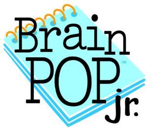 Brain Pop Jr. logo