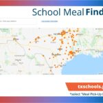 TX School Meal Finder