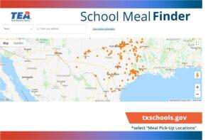 TX School Meal Finder