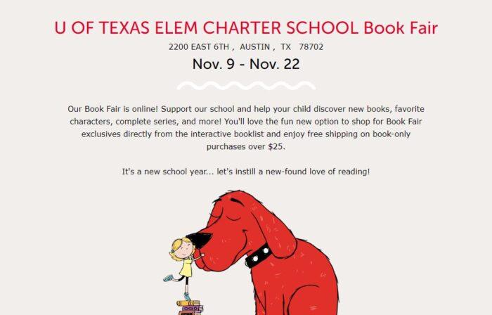 UTES Scholastic Book Fair