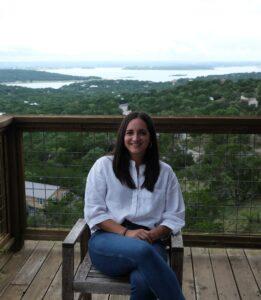 Andrea Menchaca, the UT Charter School System's new SEL coordinator