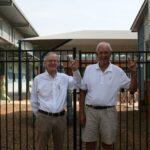 Drs. Sharpe and Cunningham